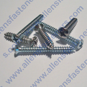 CHROME TRIM SCREWS W/ REDUCED HEAD