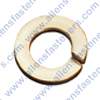 STAINLESS STEEL METRIC LOCK WASHER