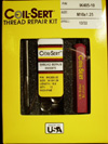METRIC COIL THREAD REPAIR KIT
