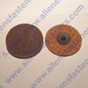 "3"" ROLOC TYPE SURFACE CONDITIONING DISC"
