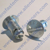 BUTTON HEAD DZUS FASTENER