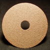 HEAT TREATED ALUMINUM OXIDE FIBER DISC.