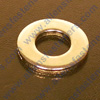 CHROME SAE FLAT WASHER