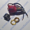 PUSH BUTTON SWITCH COATED (COLE HERSEE)