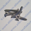 #4 FLAT HEAD PHILLIPS STAINLESS STEEL SHEET METAL SCREW