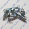 # 4 HEX WASHER HEAD SHEET METAL SCREW
