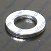 CHROME METRIC FLAT WASHER