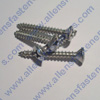 #4 STAINLESS STEEL OVAL PHILLIPS SHEET METAL SCREW