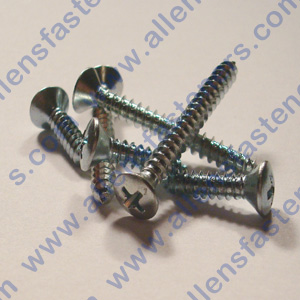 #10 OVAL PHILLIPS SHEET METAL SCREW