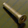 3/8-24 FLAT HEAD ALLEN BOLTS (18-8 STAINLESS STEEL),BOLTS ARE FULLY THREADED UNLESS NOTED.