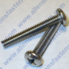 1/4-28 STAINLESS STEEL PAN PHILLIPS SCREW