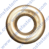 STAINLESS STEEL FINISH WASHER NO/FLANGE