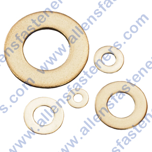 STAINLESS STEEL SAE FLAT WASHER