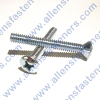 4/40 OVAL PHILLIPS MACHINE SCREW