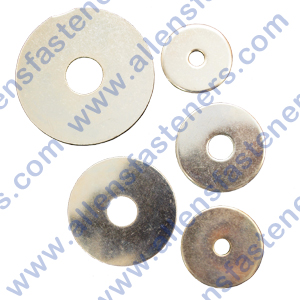 ZINC PLATED FENDER WASHER