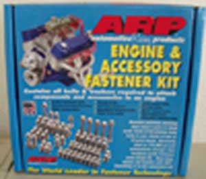 ARP ENGINE & ACCESSORY FASTENER KIT