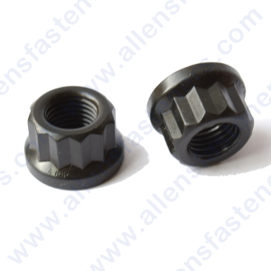 6MM ARP METRIC 12PT NUT