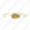 GOLD PLATED THROTTLE RETURN SPRING