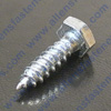 1/4 HEX LAG SCREWS (GRADE 2),ZINC PLATED(SILVER),BOLTS ARE PARTLY THREADED UNLESS NOTED.MADE IN TAIWAN OR CHINA