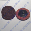 "2"" ROLOC TYPE SURFACE CONDITIONING DISC"