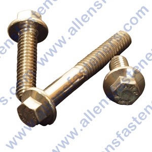 ARP 3/8-24 HEX STAINLESS STEEL FLANGE BOLT