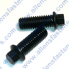 ARP BLACK OXIDE HEX HEAD HEADER BOLT