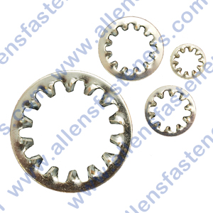 STAINLESS STEEL INTERNAL TOOTH  WASHER
