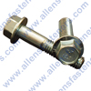10mm-1.25 10.9 HEX FLANGE BOLT (14mm HEX),BOLTS ARE ZINC PLATED (SILVER),AND PARTLY THREADED UNLESS NOTED.picture is a indented head,bolts may come indented or not indented!!!