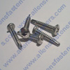 #8 STAINLESS STEEL PAN HEAD PHILLIPS TEC'S,DRILL SCREW.